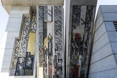 Создатели ` болгарского ` положения Стоковое Фото