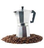 создатель кофе Стоковые Изображения