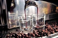 создатель кофе Стоковые Фото