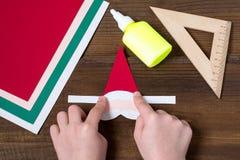 Создавать украшение рождества для сервировки стола Раздел 5 Стоковые Изображения RF