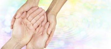 Создайте пульсации доброты Стоковое Изображение