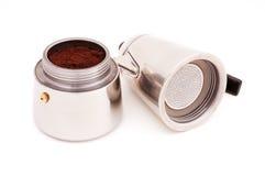 создатель кофе Стоковое фото RF