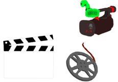 Создатель кино бесплатная иллюстрация