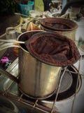 Создатель кофе Стоковая Фотография RF