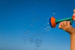 Создатель пузыря Стоковые Изображения RF