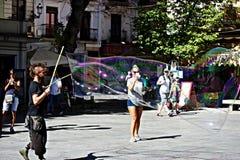 Создатель пузыря 35 Стоковые Фото
