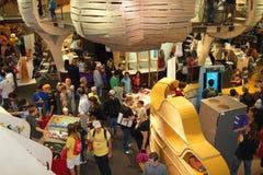 Создатель Faire Нью-Йорк мира 2015 8 стоковое изображение