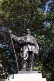Сокол Скотт капитана Роберта, Лондон, Англия Стоковое Фото