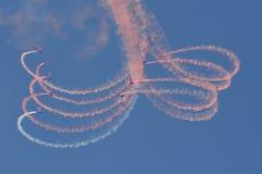 Соколы RAF Стоковое фото RF