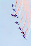 Соколы RAF Стоковое Фото
