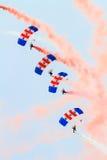 Соколы RAF Стоковое Изображение RF