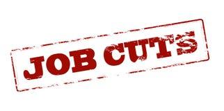 Сокращения рабочих мест иллюстрация штока