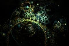Сокровища вселенной Стоковая Фотография