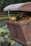 сокровище золота комода Стоковое Фото