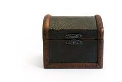сокровище комода закрытое старое Стоковое фото RF