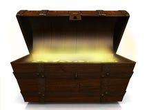 сокровище комода старое Стоковое Изображение RF