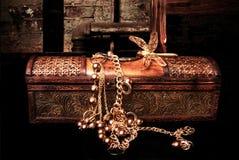 сокровище комода Стоковые Фото