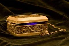 сокровище коробки Стоковое фото RF