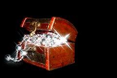 сокровище коробки Стоковая Фотография