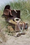 Сокровище пирата стоковое изображение rf
