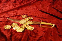 сокровище пирата Стоковые Фотографии RF