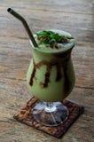 Сок авокадоа стоковые изображения