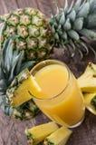 Сок ананаса Стоковое Изображение RF