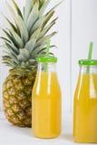 Сок ананаса Стоковые Фото