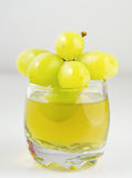 Сок виноградины Стоковые Изображения RF