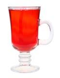 сок виноградины плодоовощ стеклянный одиночный Стоковое фото RF