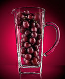 Сок виноградины схематический Стоковые Фотографии RF