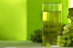 Сок виноградины стоковая фотография