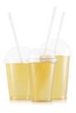 Сок в размере 3 чашек Стоковые Изображения