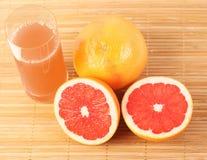 сок грейпфрута стоковые фотографии rf