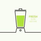 сок естественный иллюстрация штока