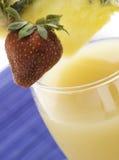 сок здоровья тропический Стоковое Изображение