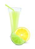 сок Известк-лимона Стоковое Фото