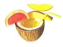 сок кокоса Стоковое Изображение RF