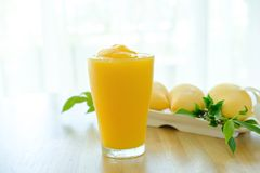 Сок манго для здоровья Стоковое Изображение