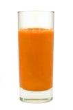 Сок моркови Стоковое фото RF