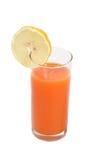 сок моркови стоковые изображения