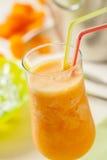 Сок персика и груши Стоковая Фотография RF