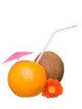 сок свежих фруктов ассортимента Стоковое Изображение RF