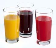 сок свежих фруктов цитруса Стоковое Изображение