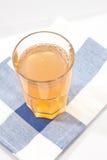 сок стекла яблока Стоковая Фотография