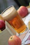 сок яблока и груши Стоковое Фото