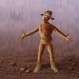 Солдат картошки Стоковые Фото