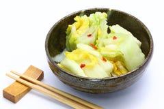 Соленья китайской капусты Стоковые Изображения RF