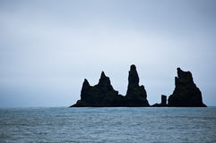 солитарное острова загадочное Стоковое фото RF