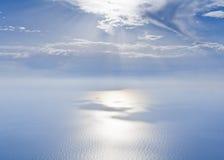Солнечная майна Стоковая Фотография